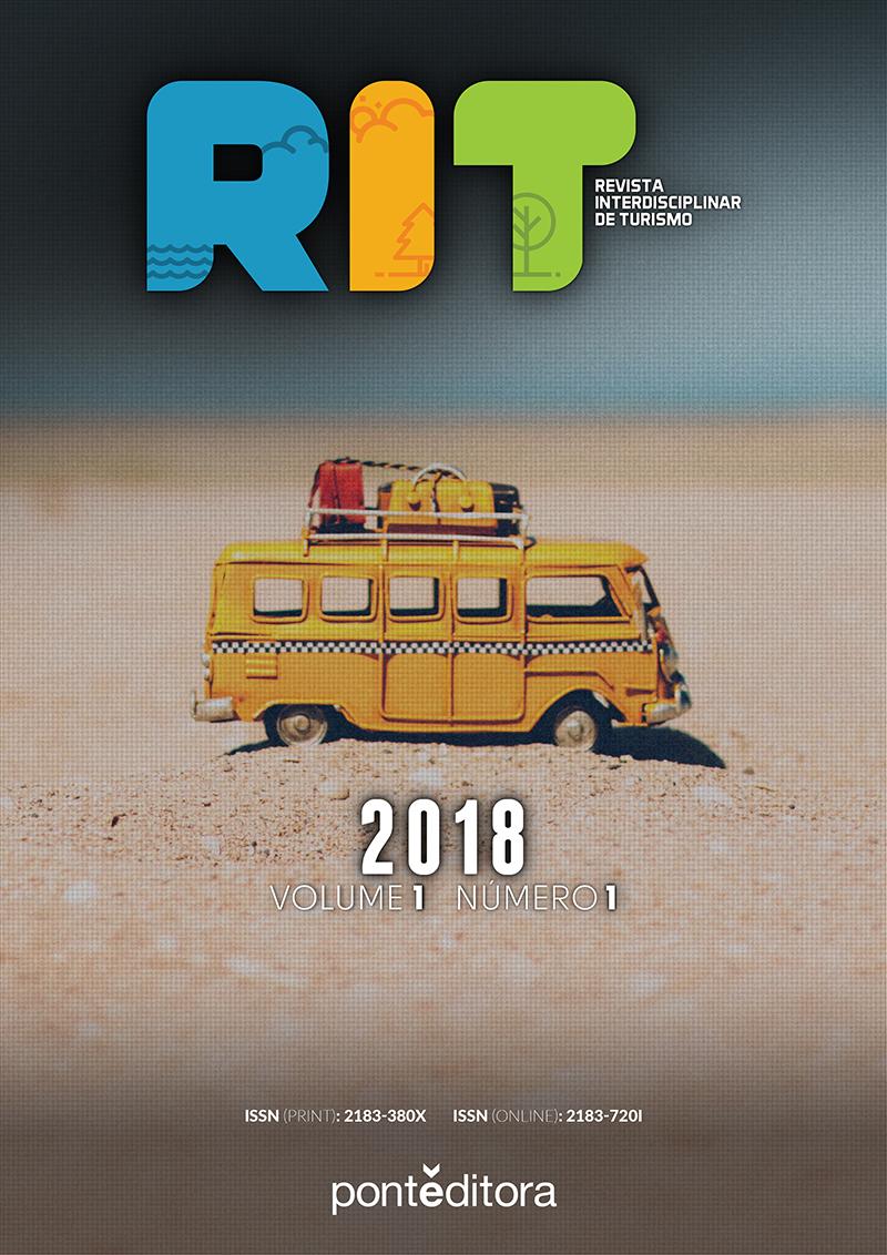 RIT - Revista Interdisciplinar de Turismo